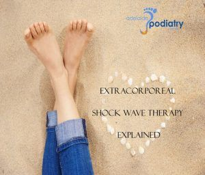 Have You Heard? We are Offering Extracorporeal Shock Wave Therapy (ESWT)