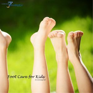 How to Help Your Kids Put Their Best Foot Forward