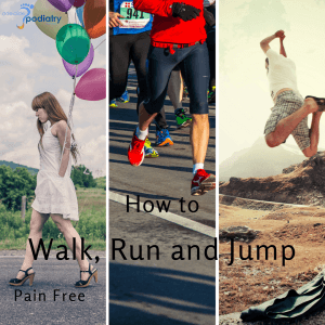 Do You Want to Walk, Run and Jump Pain Free?