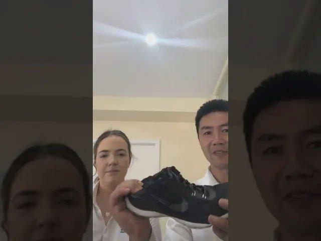 Facebook Live- School shoe tips!