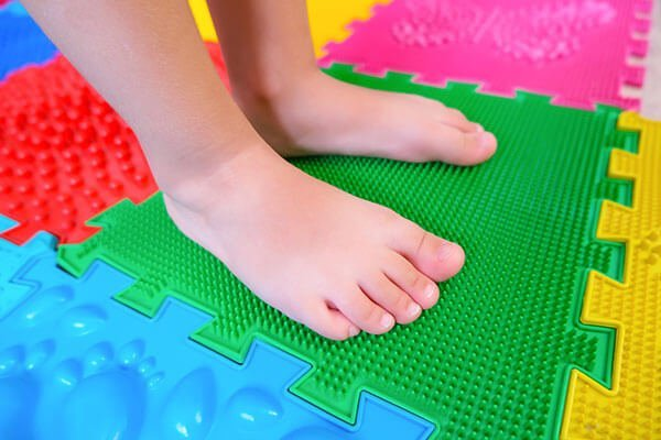 Flat feet Adelaide